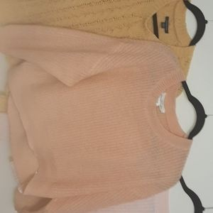 3 sweaters for a discounted price
